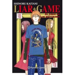 Liar Game 8 (Nueva Edición)