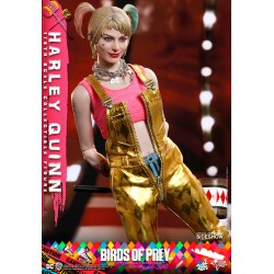 figura harley quinn hot toys birds of prey