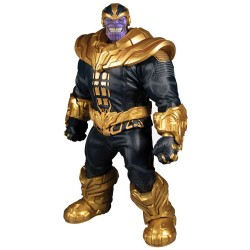 Figura Thanos Marvel Universe Light-Up The One:12 Mezco