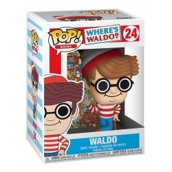 Dónde está Wally POP Funko