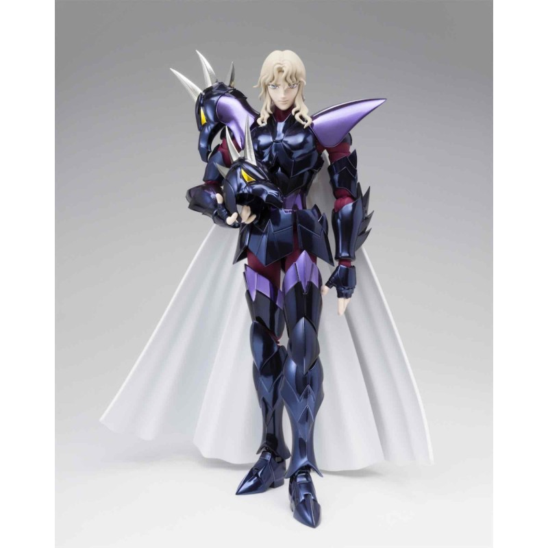 Figura Siegfried Alpha Dubhe Saint Seiya Myth Cloth Ex Bandai Caballeros Zodíaco