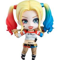 Imagén: Figura Harley Quinn Escuadrón Suicida Nendoroid Good Smile