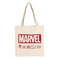 Bolsa Marvel Logo Tote Bag
