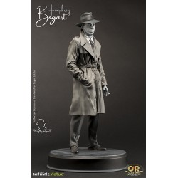 estatua humphrey bogart infinite statue old and rare