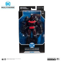Figura Batman Hellbat Suit Batman & Robin