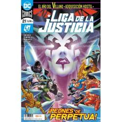 Liga de la Justicia 99 / 21