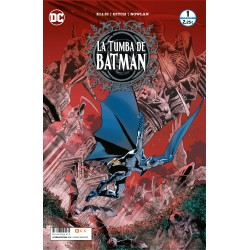La Tumba de Batman 1