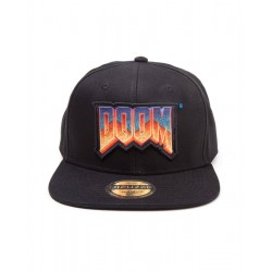 Gorra Doom Snapback Label