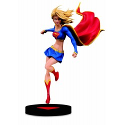 estatua supergirl michael turner dc collectibles