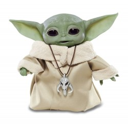 baby yoda the child animatronic mandalorian star wars