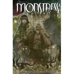 Monstress 4. Las Elegidas