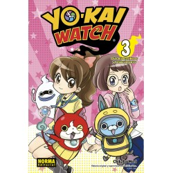 Yo-kai Watch Dias...
