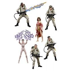 figuras cazafantasmas plasma series hasbro ghostbusters wave 1