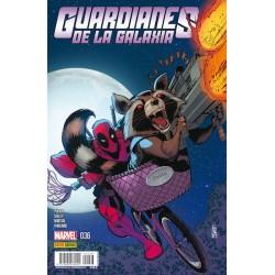 Guardianes de la Galaxia 36