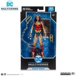 Figura Wonder Woman 1984 McFarlane Toys