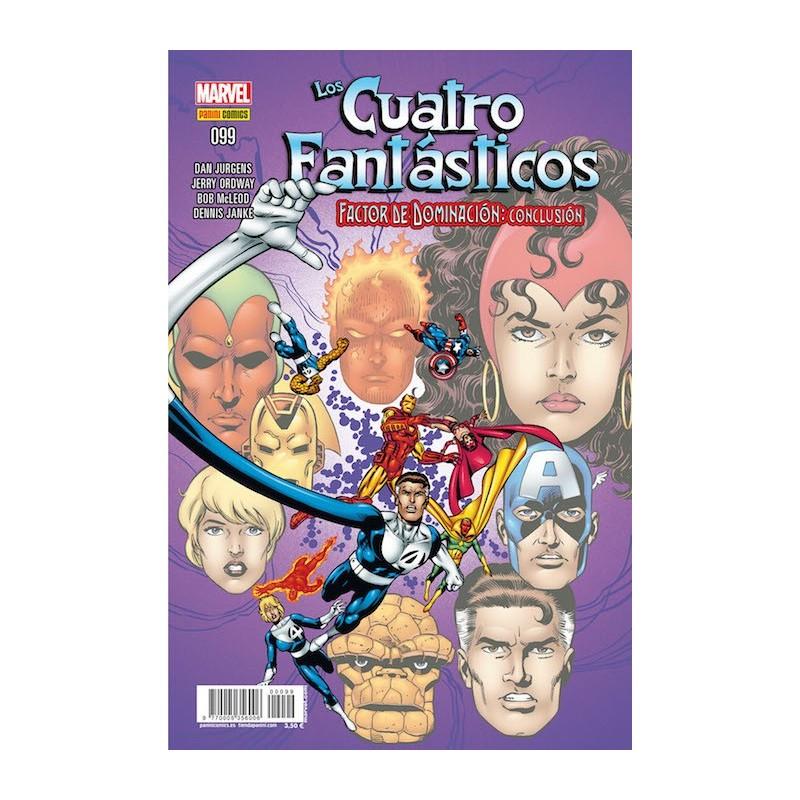 Los 4 Fantásticos 99