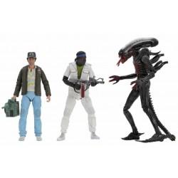 Pack Figuras Alien Ultimate 40th Anniversary Series 2 NECA