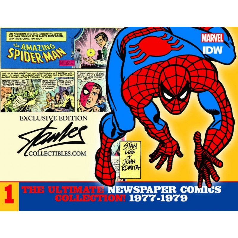 El Asombroso Spiderman. Las Tiras de Prensa 1