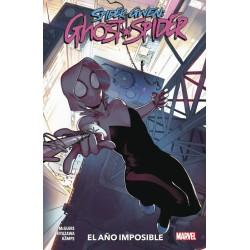 Spider-Gwen. Ghost Spider 2...