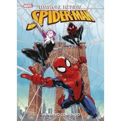 Spiderman 1. Un Nuevo Comienzo (Marvel Action)