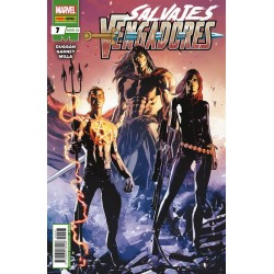 Salvajes Vengadores 7