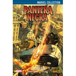 Pantera Negra de Hudlin 3. Dos Más Dos (Marvel Collection)