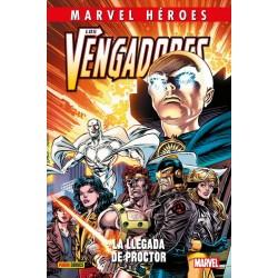 Los Vengadores. La Llegada de Proctor (Marvel Héroes 99)