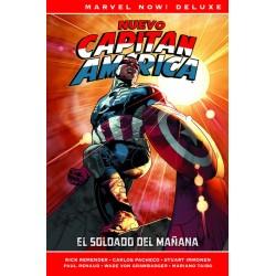 Capitán América de Rick Remender 3. El Soldado del Mañana (Marvel Now! Deluxe)