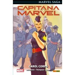 Capitana Marvel 6. Carol Corps (Marvel Saga 100)
