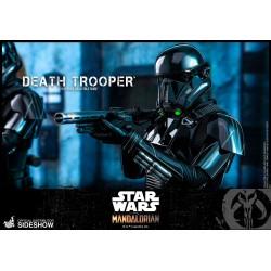 death trooper hot toys star wars mandalorian figura