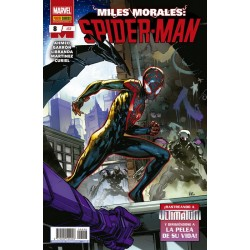 Miles Morales. Spider-Man 8