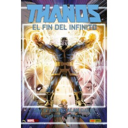 Thanos. El Fin del Infinito (Original Graphic Novel)
