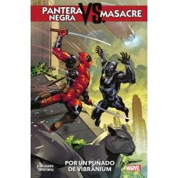 Pantera Negra Vs. Masacre. Por un Puñado de Vibranium