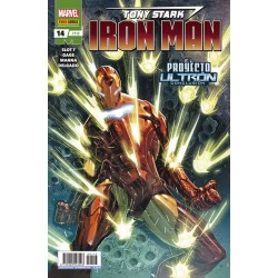Tony Stark. Iron Man 14 / 113