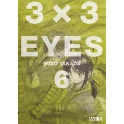 3 X 3 Eyes 6