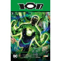 Green Lantern. Ión....