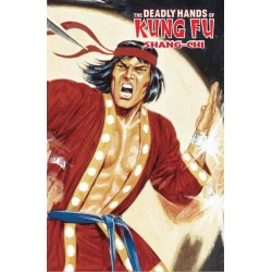 Shang-Chi The Deadly Hands Of Kung Fu Marvel Limited Edition