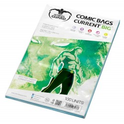 comics protectores bolsas big current ultimate guard