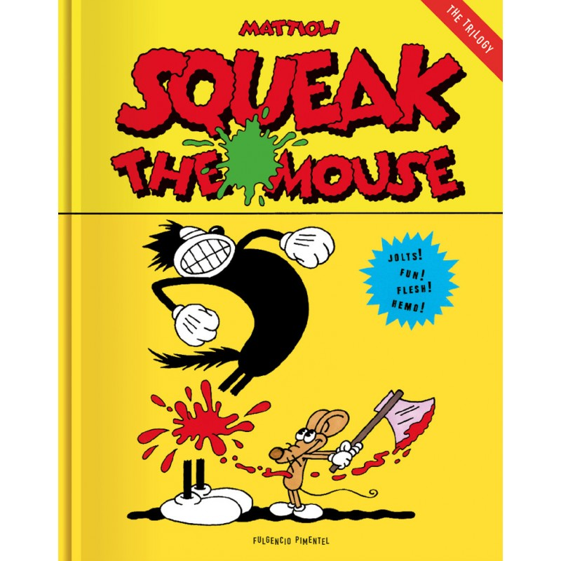 comic squeak the mouse fulgencio pimentel