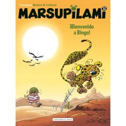 Comic Marsupilami 32 Bienvenido a Bingo Editorial Base