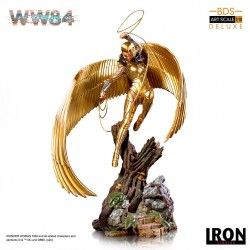 figura wonder woman 1984 iron studios estatua