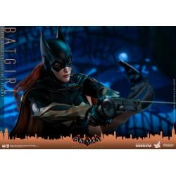 figura batgirl hot toys batman arkham knight