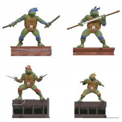 tortugas ninja pop culture shock leonardo raphael michelangelo donatello