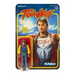 Figura Scott Howard de Universitario de Teen Wolf ReAction Super7