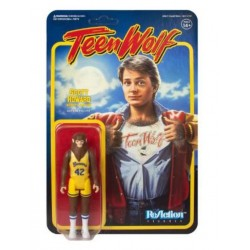 Figura Scott Howard de Jugador Baloncesto de Teen Wolf ReAction Super7