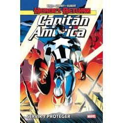 Heroes Return. Capitán América 1