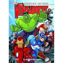 Los Vengadores 1. El Nuevo Peligro (Marvel Action)