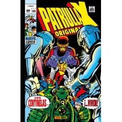 La Patrulla-X Original 3. Los Centinelas... ¡...viven! (Marvel Gold)