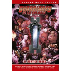 Cómic Guardianes de la Galaxia de Brian M. Bendis 3. Planeta de Simbiontes (Marvel Now! Deluxe) Panini