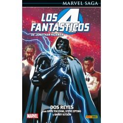 Los 4 Fantásticos de Jonathan Hickman 5. Dos Reyes (Marvel Saga 102)